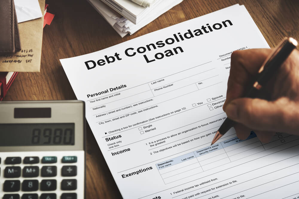 What is a debt consolidation loan and how does it work?
