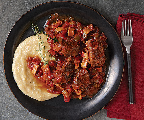 Lowcountry Beef Stew