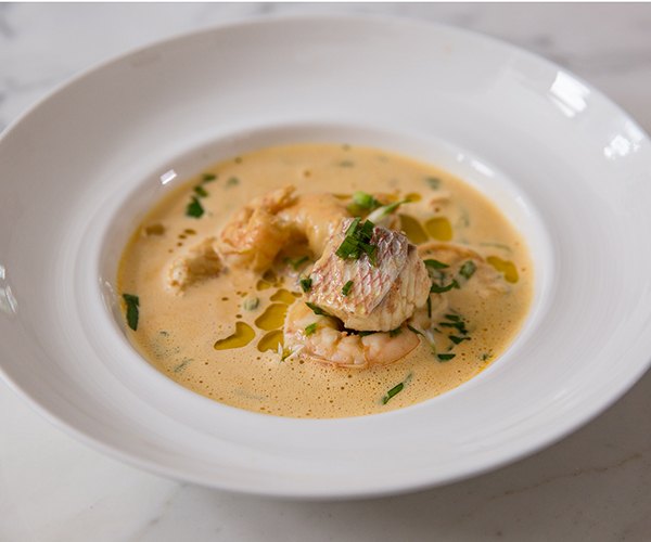 Lowcountry Fish Stew